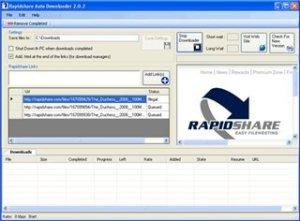 Rapidshare Click (No Limit) 2009